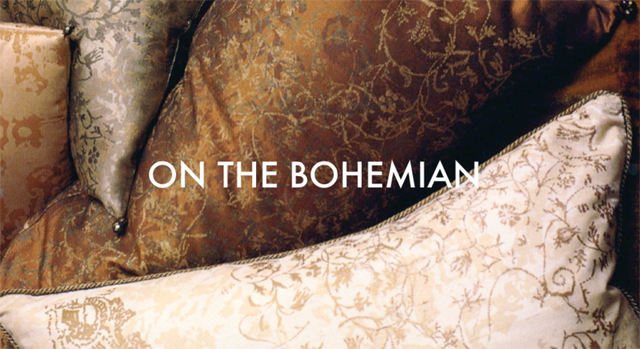 ON THE BOHEMIAN