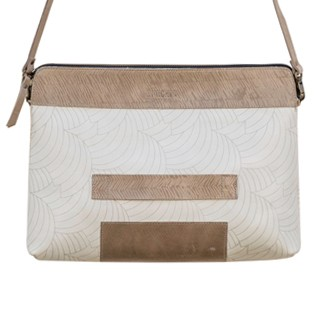 Justivia Superclutch Ivory Stone