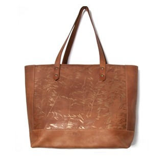 Medium Tote Acorn Field